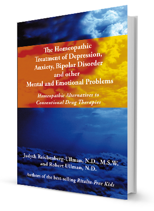 The Homeopathic Treatment of Depression, Anxiety, Disorder