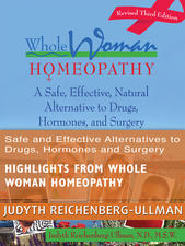 Highlights from Whole Woman Homeopathy