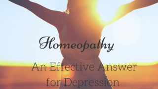 Homeopathy An Effective Answer for Depression-2